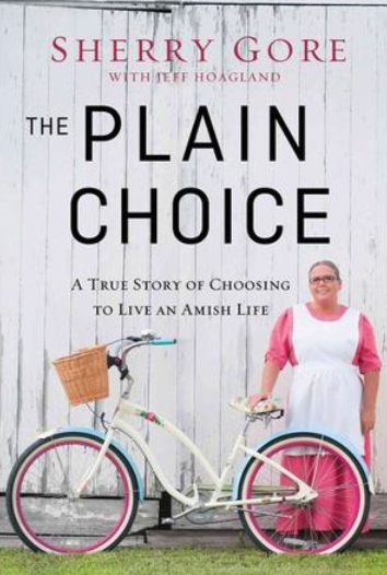 Sherry Gore chef baker The Plain Choice book cover portrait photographer